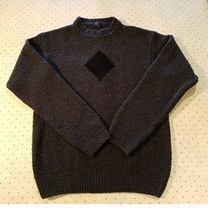 Burberry sweater made in Italy